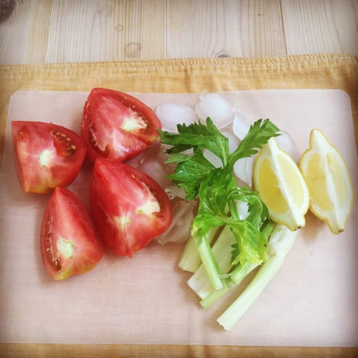 バイタミックス トマト